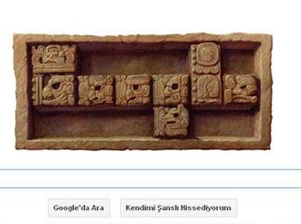 Maya Takvimi Kıyamet İddiası İçin Özel Logo