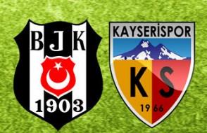 Beşiktaş'tan Vodafone Arena'da gol şov