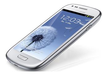 Galaxy S3 Mini, Avea'da