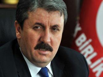 BBP; Seçim Barajını AYM'ye Taşıyacak