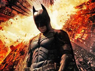 Batman Kara Şövalye Yükseliyor izle