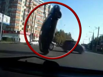 Bu kazada olanlara çok şaşıracaksınız!