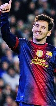 Lionel Messi'den şaşırtan Guardiola yorumu