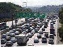 Yol durumuna bakmadan trafiğe çıkmayın!