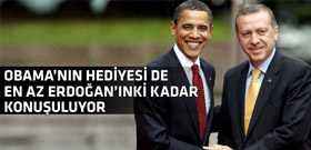 Obama'dan Erdoan'a jest
