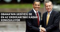 Obama Erdoan'n jestini karlksz brakmad!