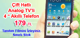 Bu telefon bir Harika! - Reklam
