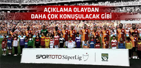 Galatasaray mandaki olaya ilgin savunma!
