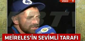 Sen neymişsin be Meireles?
