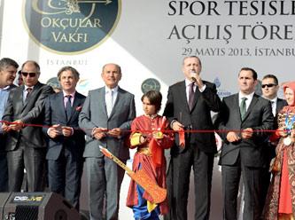 Başbakan Erdoğan'dan Okmeydanı'na büyük müjde