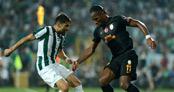 Bursaspor Galatasaray maçından kareler
