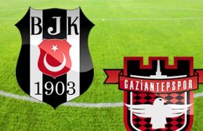 Beşiktaş, Antep'e gol oldu yağdı