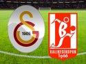 Galatasaray - Balıkesirspor maçı (CANLI) İlk Devre