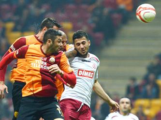 Galatasaray - Tokatspor maçı özeti!
