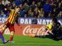 Levante Barcelona maçı özeti ve golleri (1-1) İzleyin