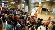 Elektrik kesintisi İzmir'de ulaşımı felç etti