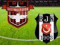 Gaziantepspor - Beşiktaş maçı - CANLI ANLATIM
