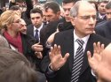 Bakan Efkan Ala'ya Erzurum'da protesto