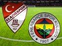 Elazığspor Fenerbahçe maçında bir gol var (CANLI) İkinci Devre