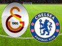 Galatasaray Chelsea maçında bir gol var (CANLI) İlk Devre