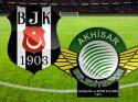Lider Beşiktaş'a Akhisar freni