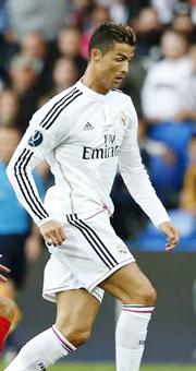Cristiano Ronaldo'ya büyük onur