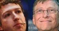 Facebook'un kurucusu Bill Gates'e meydan okudu