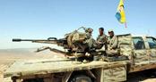 PKK'nın artık karakolları ve mobilize silahları var