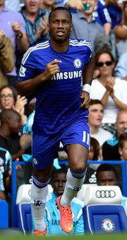 Stamford Bridge'de Drogba sesleri