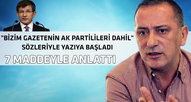 Fatih Altaylı'dan iktidarseverlere uyarı