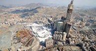 Mekke saat kulesi ziyarete açılıyor