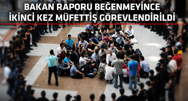 Başmüfettişlerden gözaltına alınan polislere övgü dolu rapor
