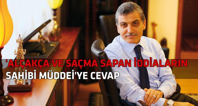Samanyolu Yayın Grubu Başkanı Hidayet Karaca'dan önemli açıklama