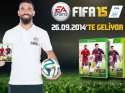 FIFA 15'ten büyük Arda Turan sürprizi
