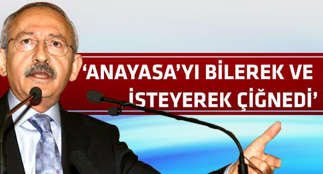 Kılıçdaroğlu'ndan Erdoğan'la ilgili ağır sözler!