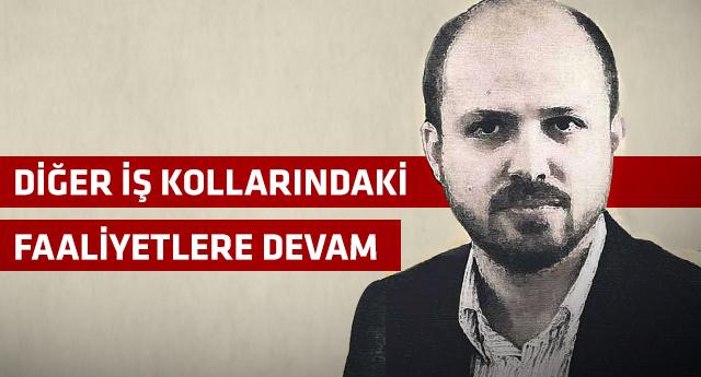 Bilal Erdoğan payını sattı, o sektörden çıktı