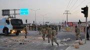 O yol üç gündür kapalı, ama bu sefer PKK değil