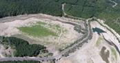 Papuçdere Barajı'dan korkutan görüntüler
