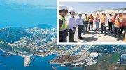 Petkim Limanı'na ilk gemi 2015'te yanaşacak