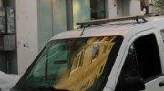 Polis otosuna saldırı! 1' i ağır 2 polis yaralı