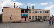 Teröristlerin yaktığı okul