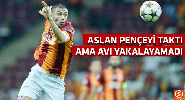 Galatasaray - Anderlecht maçı özeti ve golleri! İzleyin
