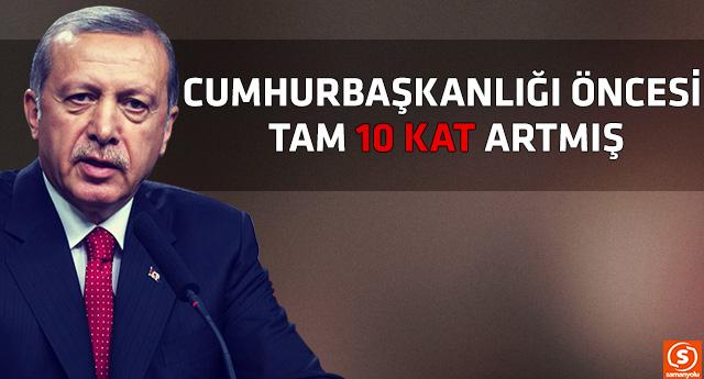 Erdoğan'la ilgili çarpıcı iddia