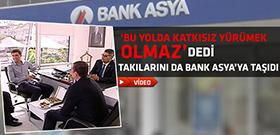 Hakan Şükür'den Bank Asya'ya bir destek daha