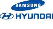 Samsung ile Hyundai kapışmasının kazananı...