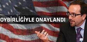 ABD Ankara Büyükelçisi belli oldu