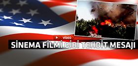 IŞİD'den ABD'ye videolu cevap