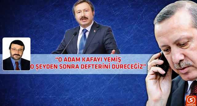 Erdoğan'ın İdris Bal'la ilgili 'Alo Fatih' tapesi ortaya çıktı