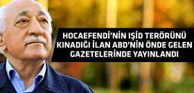 Fethullah Gülen Hocaefendi'den ABD'de yankı uyandıran mesaj