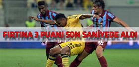 Trabzonspor'dan muhteşem başlangıç
